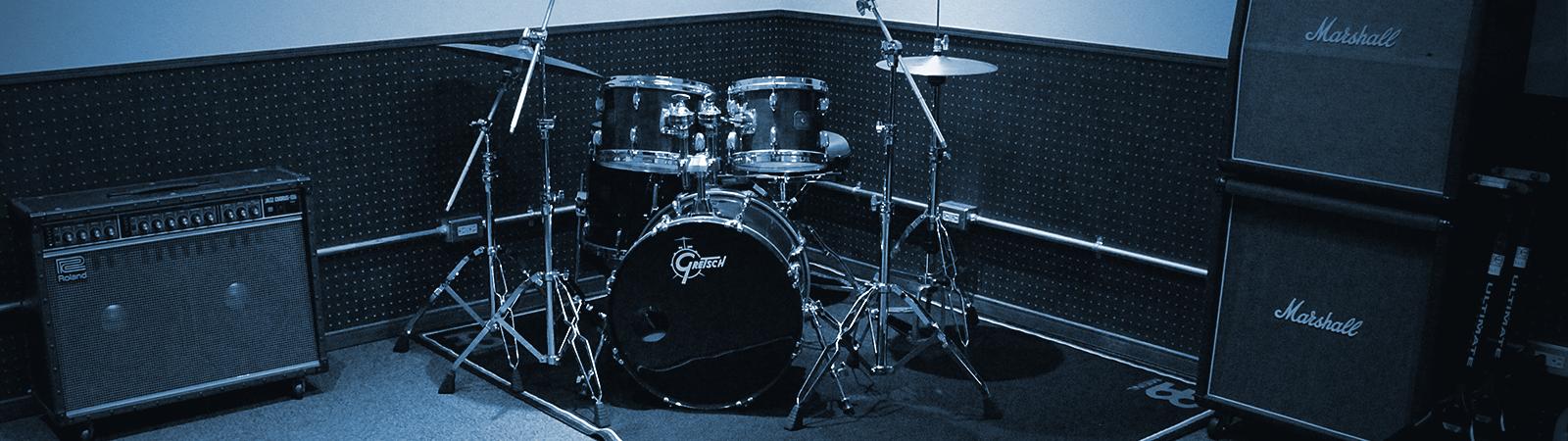 MRT Music Studio 周船寺店 Bスタジオ